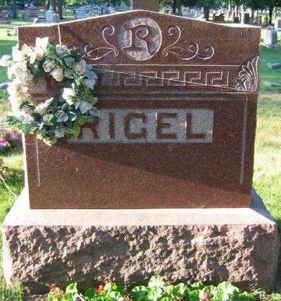 RIGEL, FAMILY STONE - Linn County, Iowa | FAMILY STONE RIGEL