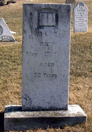 RILEY, MARY E. - Linn County, Iowa | MARY E. RILEY