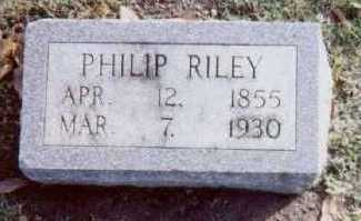 RILEY, PHILIP - Linn County, Iowa | PHILIP RILEY