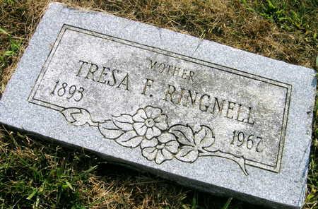 RINGNELL, TRESA F. - Linn County, Iowa   TRESA F. RINGNELL