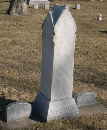 ROBBINS, ANNA - Linn County, Iowa | ANNA ROBBINS