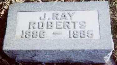 ROBERTS, J. RAY - Linn County, Iowa   J. RAY ROBERTS