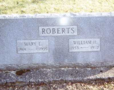 ROBERTS, WILLIAM H. - Linn County, Iowa | WILLIAM H. ROBERTS