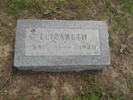 MCCULLOCH ROBERTSON, ELIZABETH - Linn County, Iowa | ELIZABETH MCCULLOCH ROBERTSON