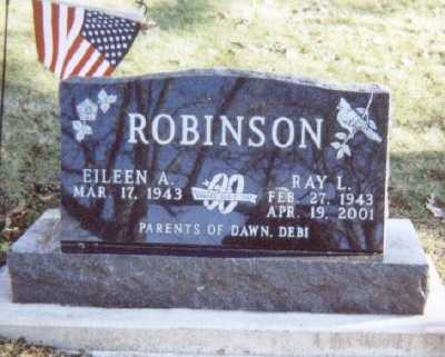 ROBINSON, RAY L. - Linn County, Iowa | RAY L. ROBINSON