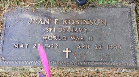 ROBINSON, JEAN F. - Linn County, Iowa | JEAN F. ROBINSON