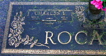 ROCAREK, CHARLES L. - Linn County, Iowa | CHARLES L. ROCAREK