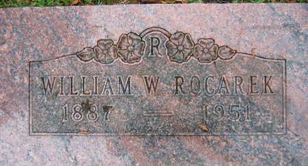 ROCAREK, WILLIAM W. - Linn County, Iowa | WILLIAM W. ROCAREK