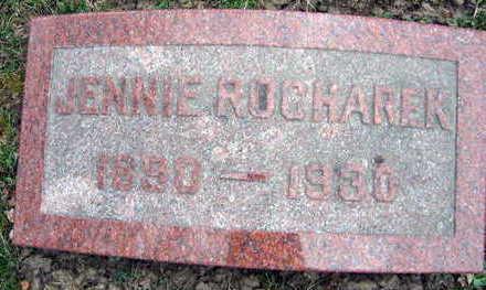 ROCHAREK, JENNIE - Linn County, Iowa | JENNIE ROCHAREK