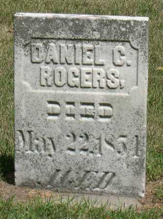ROGERS, DANIEL C. - Linn County, Iowa | DANIEL C. ROGERS