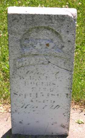 ROGERS, GRACE K. - Linn County, Iowa   GRACE K. ROGERS