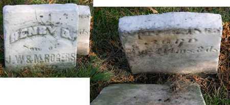 ROGERS, HENRY D. - Linn County, Iowa | HENRY D. ROGERS