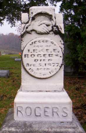 ROGERS, JESSE - Linn County, Iowa   JESSE ROGERS