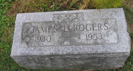 ROGERS, JAMES L. - Linn County, Iowa | JAMES L. ROGERS