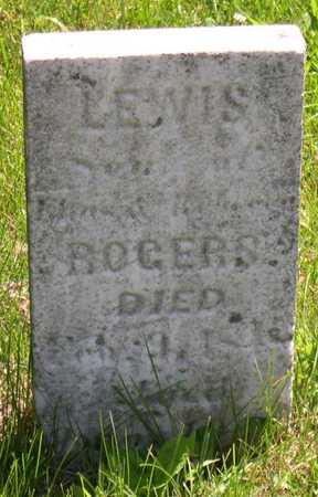ROGERS, LEWIS - Linn County, Iowa   LEWIS ROGERS