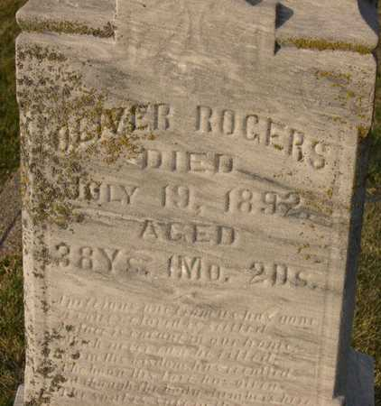 ROGERS, OLIVER - Linn County, Iowa | OLIVER ROGERS