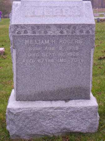 ROGERS, WILLIAM H. - Linn County, Iowa | WILLIAM H. ROGERS