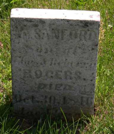 ROGERS, WM. SANFORD - Linn County, Iowa | WM. SANFORD ROGERS