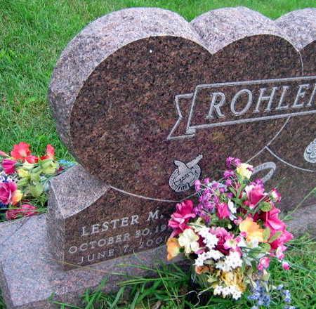 ROHLENA, LESTER M. - Linn County, Iowa | LESTER M. ROHLENA