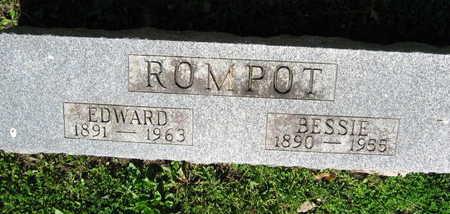 ROMPOT, BESSIE - Linn County, Iowa | BESSIE ROMPOT