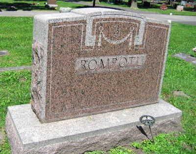 ROMPOTL, FAMILY STONE - Linn County, Iowa | FAMILY STONE ROMPOTL