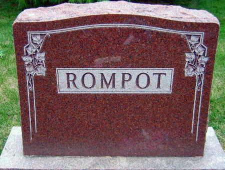 ROMPOT, FAMILY STONE - Linn County, Iowa | FAMILY STONE ROMPOT