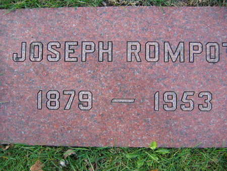 ROMPOT, JOSEPH - Linn County, Iowa | JOSEPH ROMPOT