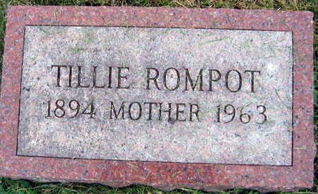 ROMPOT, TILLIE - Linn County, Iowa | TILLIE ROMPOT