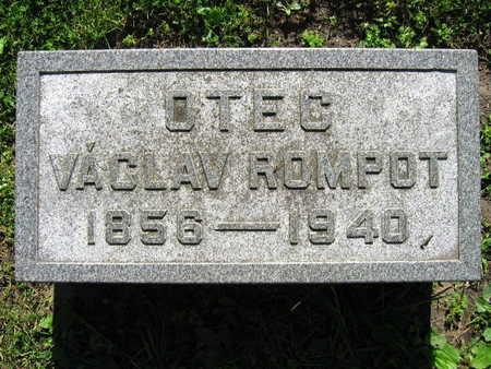 ROMPOT, VACLAV - Linn County, Iowa   VACLAV ROMPOT