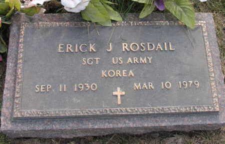 ROSDAIL, ERICK J. - Linn County, Iowa | ERICK J. ROSDAIL