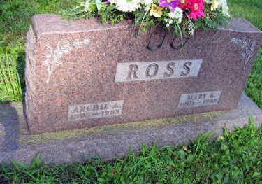 ROSS, ARCHIE A. - Linn County, Iowa | ARCHIE A. ROSS