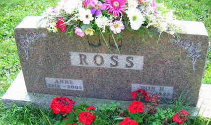 ROSS, ANNE - Linn County, Iowa | ANNE ROSS