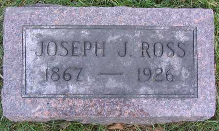 ROSS, JOSEPH J. - Linn County, Iowa | JOSEPH J. ROSS