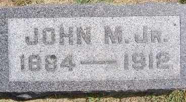 ROSS, JOHN M. JR. - Linn County, Iowa | JOHN M. JR. ROSS