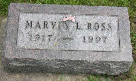 ROSS, MARVIN L. - Linn County, Iowa | MARVIN L. ROSS