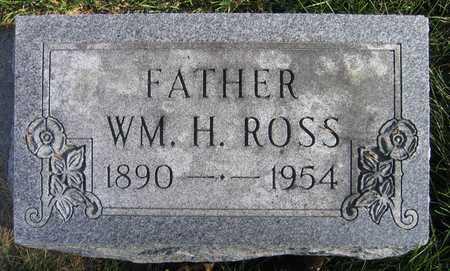 ROSS, WM. H. - Linn County, Iowa | WM. H. ROSS