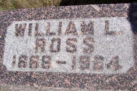 ROSS, WILLIAM L. - Linn County, Iowa   WILLIAM L. ROSS