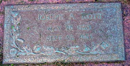 ROTH, JOSEPH A. - Linn County, Iowa   JOSEPH A. ROTH