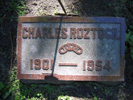ROZTOCIL, CHARLES - Linn County, Iowa   CHARLES ROZTOCIL