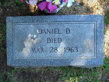 RUBEK, DANIEL D. - Linn County, Iowa | DANIEL D. RUBEK