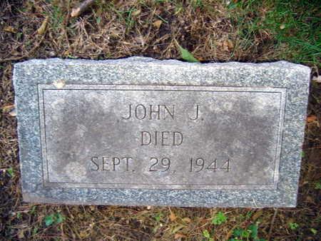 RUBEK, JOHN J. - Linn County, Iowa | JOHN J. RUBEK