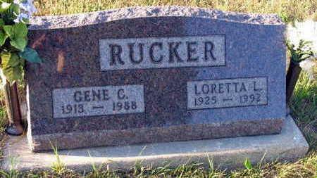 RUCKER, LORETTA L. - Linn County, Iowa | LORETTA L. RUCKER
