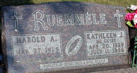 RUEMMELE, KATHLEEN J. - Linn County, Iowa | KATHLEEN J. RUEMMELE