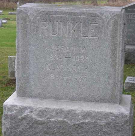 RUNKLE, CLARISSA H. - Linn County, Iowa | CLARISSA H. RUNKLE