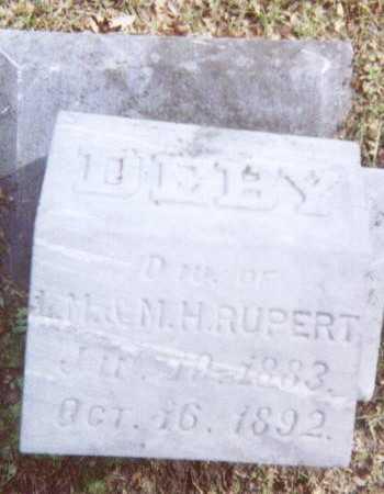 RUPERT, DEBY - Linn County, Iowa | DEBY RUPERT