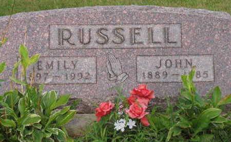 RUSSELL, JOHN - Linn County, Iowa | JOHN RUSSELL