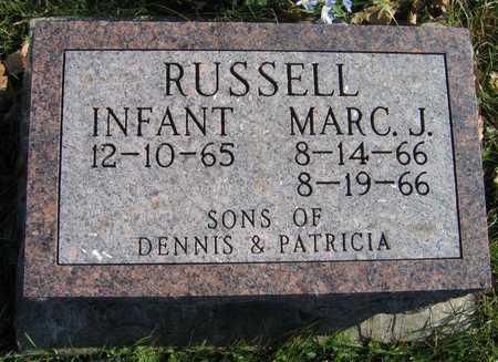 RUSSELL, MARC. J. - Linn County, Iowa | MARC. J. RUSSELL