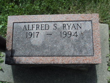 RYAN, ALFRED S. - Linn County, Iowa | ALFRED S. RYAN