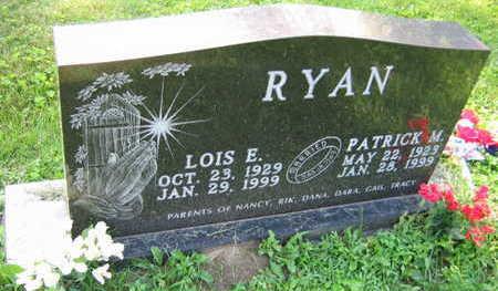 RYAN, LOIS E. - Linn County, Iowa | LOIS E. RYAN