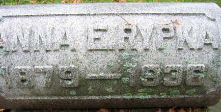 RYPKA, ANNA E. - Linn County, Iowa | ANNA E. RYPKA